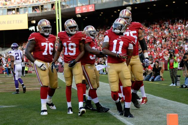 Updated Outlook for the San Francisco 49ers Offense in 2013-14