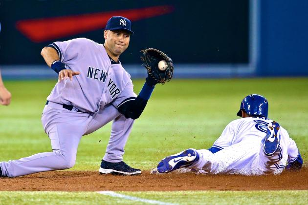 What a Healthy Derek Jeter Brings to the Surging Yankees Lineup