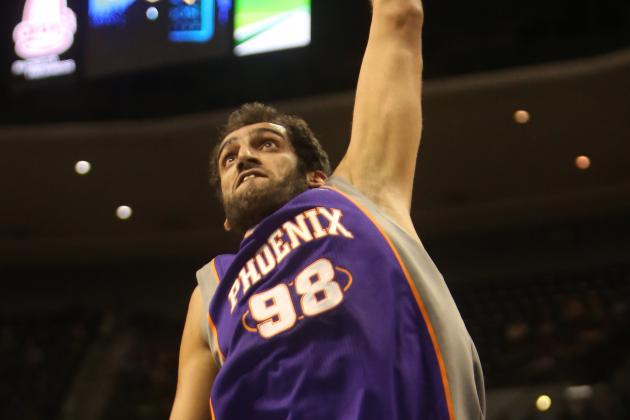 Report: Haddadi 'Still Possible' for Knicks