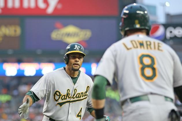 Instant Replay: A's outslug Tigers in Detroit