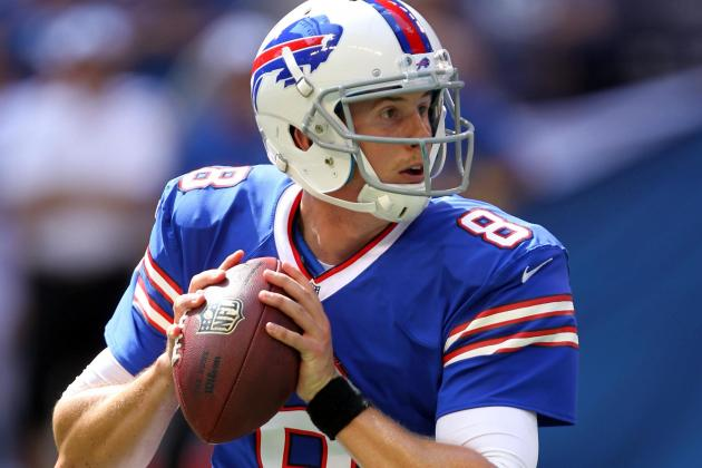 Buffalo Bills Believe They Have Something in Jeff Tuel