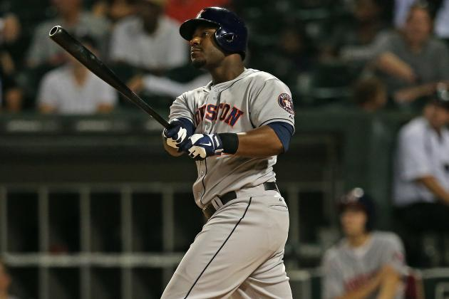 Back-to-Back HRs Lift Astros Past White Sox
