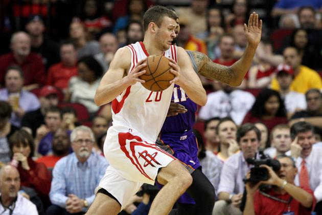 Spotlighting and Breaking Down Houston Rockets' Power Forward Position