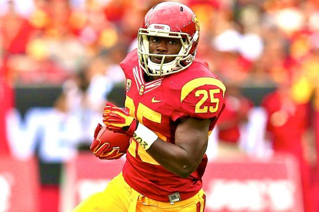 Silas Redd Injury: Updates on USC RB's Knee, Potential Return Date