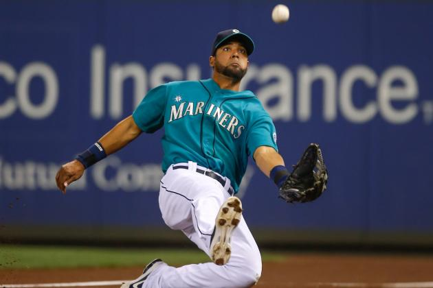 Franklin Gutierrez Back with Mariners, Aaron Harang DFA