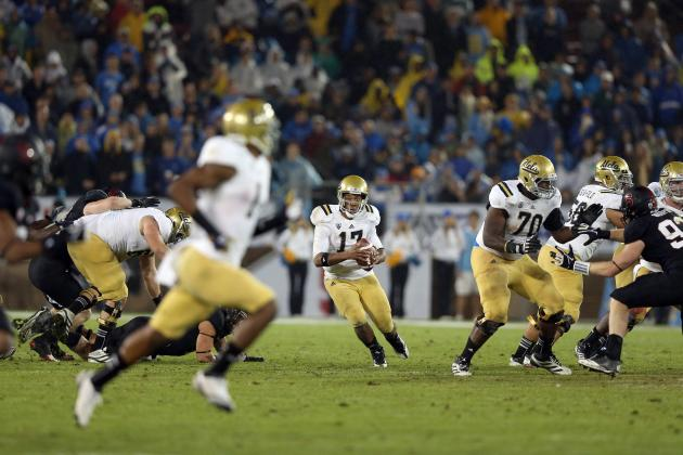 UCLA Football: Quarterback Brett Hundley Commands the Spotlight in Year Two