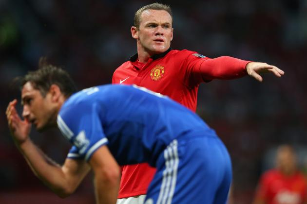 Chelsea Transfer News: Jose Mourinho Gives Wayne Rooney 48-Hour Deadline