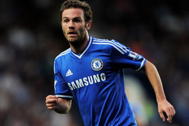 Tottenham Transfer News: Jose Mourinho Comments on Juan Mata Rumours