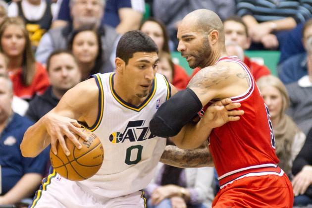 Blueprint for Enes Kanter to Have Breakout Year with Utah Jazz This Season