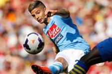 Insigne at Napoli Until 2018