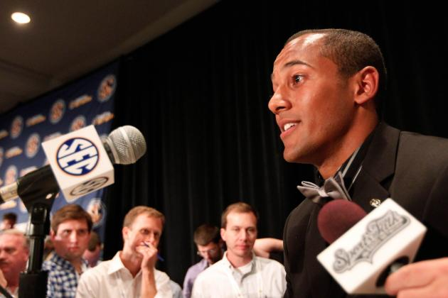 SEC: Mizzou's James Franklin 'Behind the Helmet' Exclusive Interview