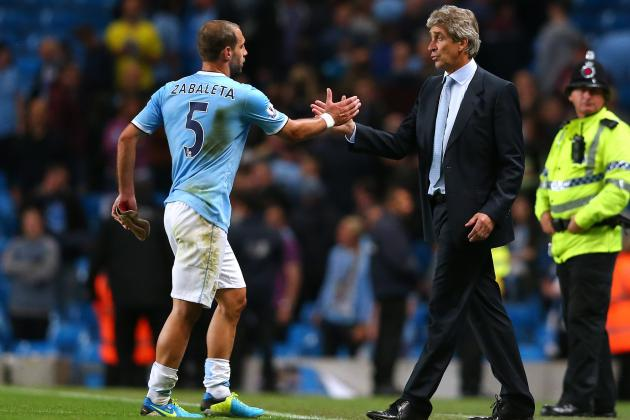 Pablo Zabaleta Goes Public on Manchester City's New Tactics in Defence