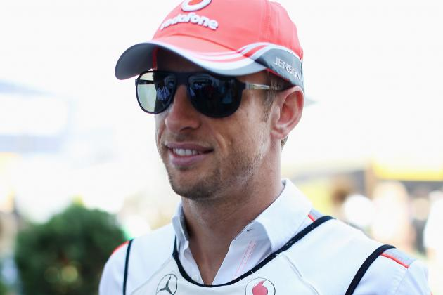 Jenson Button Set to Sign New 3-Year McLaren Deal