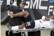 Stewart Seeing Ankle Specialist Today