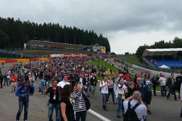Belgian Grand Prix: Soaking Up the Atmosphere at Spa-Francorchamps