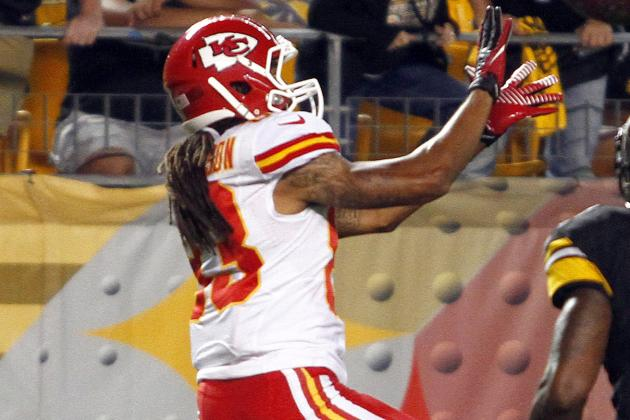 It's Never Sure Footing for Rookies Like Chiefs Receiver Rico Richardson