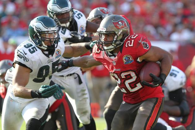 Fantasy Football 2013 Rankings: Top 50 Running Backs