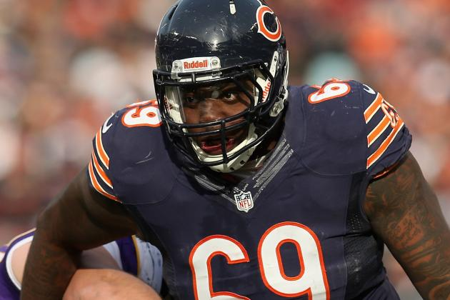 Melton Should Be Available for Bears' Season Opener