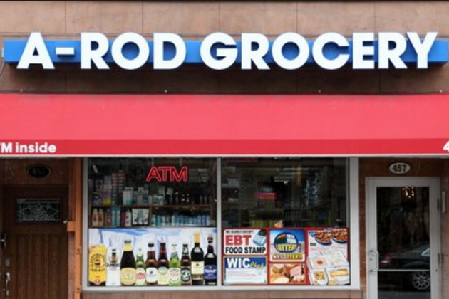 'A-Rod Grocery' Changing Its Name