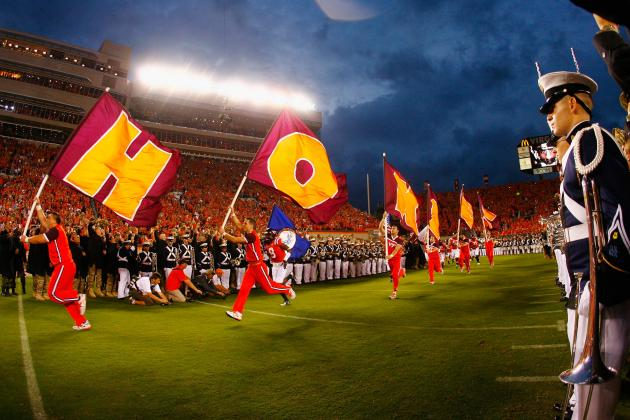 Virginia Tech's 2015 Opener vs. Ohio State Will Be on Labor Day Night