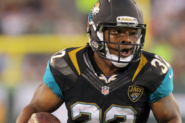 For Maurice Jones-Drew, It's Full Speed Ahead