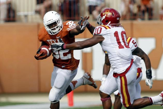 Texas Football: WR Health a Concern, but Longhorns' Success Lies in Ground Game