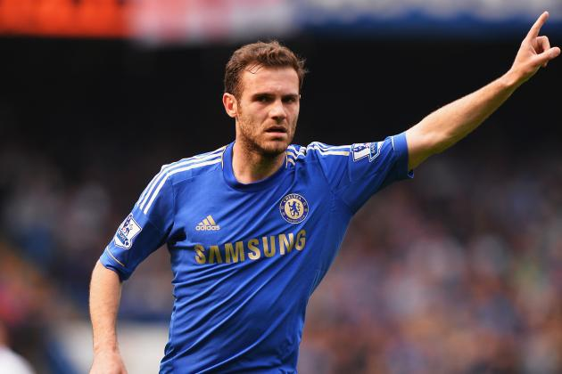 Liverpool's Loan Bid for Juan Mata Highlights Need for Chelsea to Find His Role