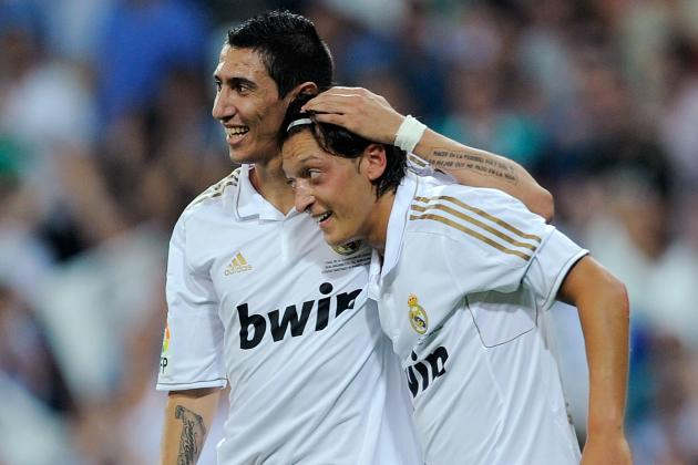Arsenal Transfer News: Why Gunners Must Sign Angel Di Maria and Mesut Ozil