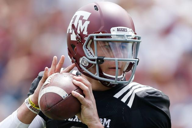 Manziel Meets with NCAA, Denies Taking Autograph Money