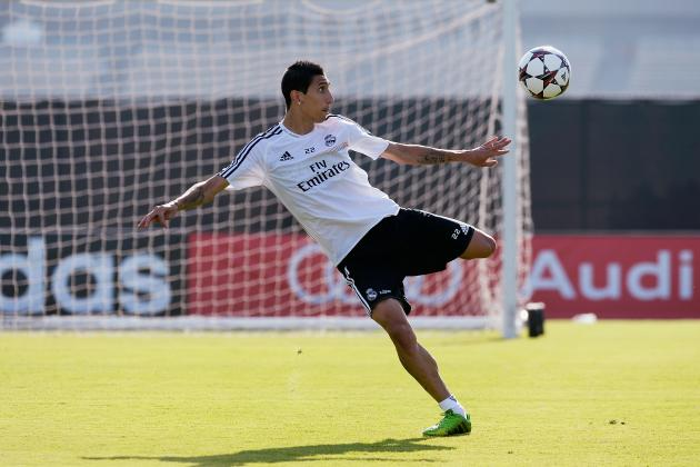 Arsenal Transfer Rumours: Gunners Closest to Angel Di Maria Deal