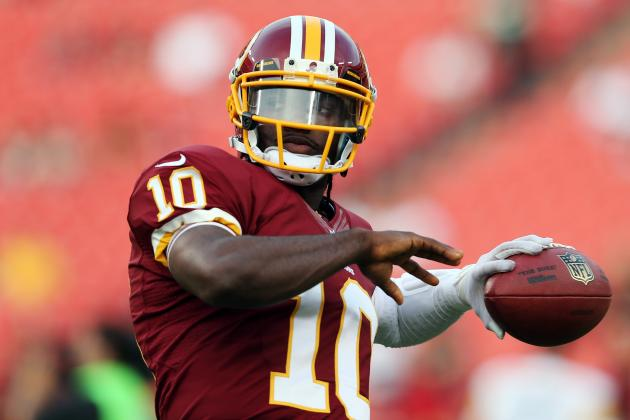 RG3 Documentary Is Must-See Television for All NFL Fans