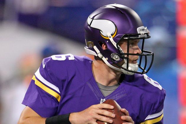 Ex-Hawkeye Vandenberg Waived by Vikings