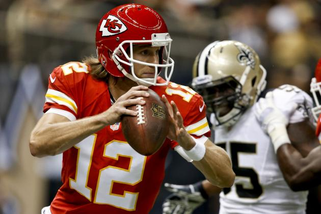 Ricky Stanzi Among Cuts by Kansas City Chiefs