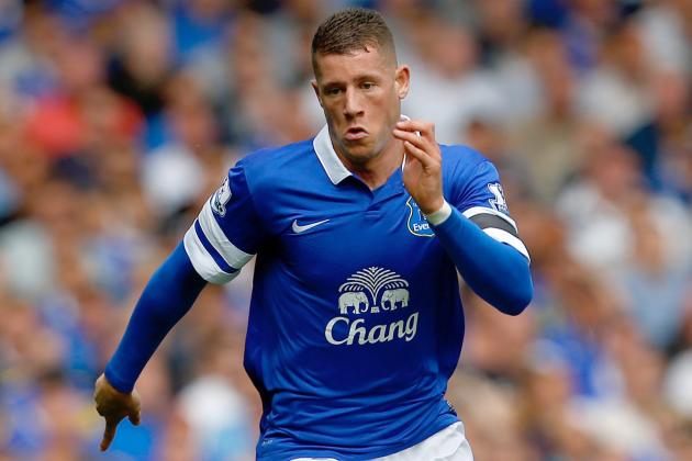England Call Up Ross Barkley, Andros Townsend for World Cup Qualifying Matches