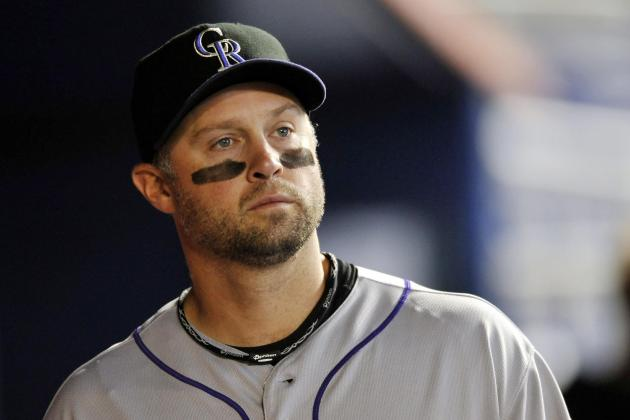 Michael Cuddyer Gets a Nod for Rockies' MVP with Numbers, Intangibles