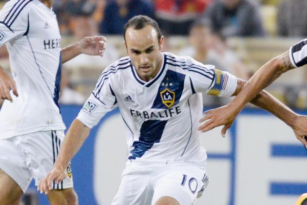 Landon Donovan to Sign Multi-Year Contract with L.A. Galaxy