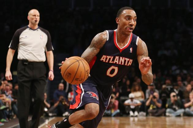 Jeff Teague Solidifies Atlanta's Point Guard Position