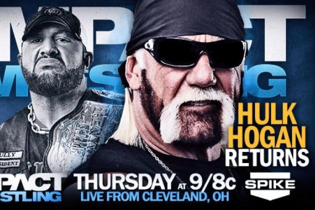 TNA Impact Wrestling: Rumors, News, Bound for Glory Update and August 29 Preview