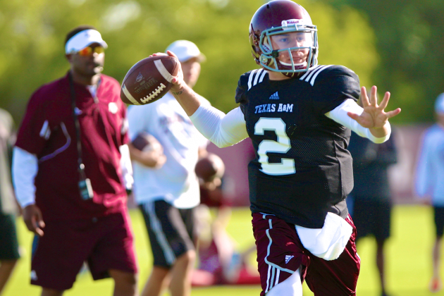 NCAA's Reported Meeting with Johnny Manziel Could Be a Game Changer