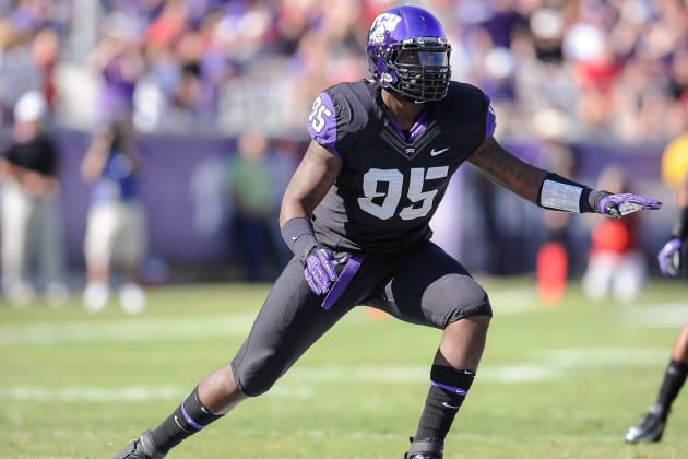 LSU vs. TCU: Why Gary Patterson Is Making Suspended Player Suit Up on Sideline