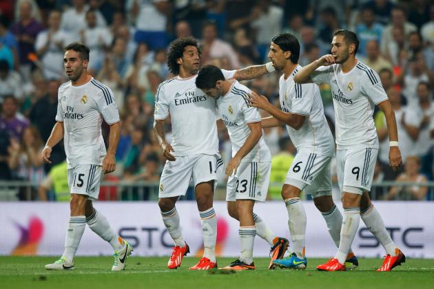 Copa Del Rey 2013: Why Real Madrid Will Win This Season's Competition