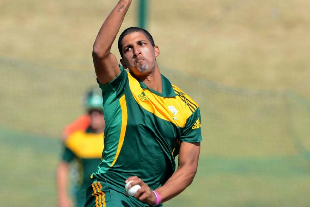 South Africa A vs. India A: Beuran Hendricks Takes 11-63, Test Debut Coming?
