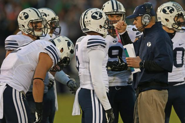 Can BYU Get Through Tough Schedule?