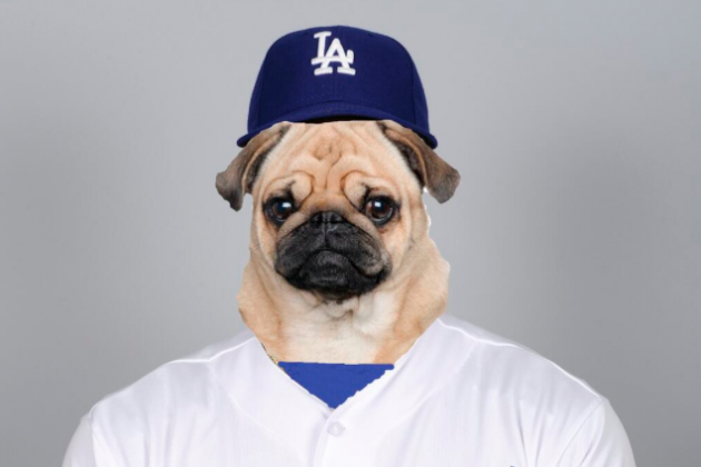 Photo: Person with Too Much Free Time Creates Yasiel Pug