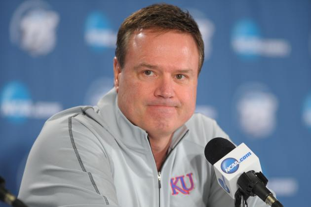 Bill Self Fired Up for Start of School Year