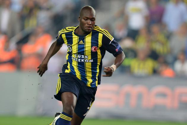 How Arsenal Will Line Up to Combat Fenerbahce's Moussa Sow