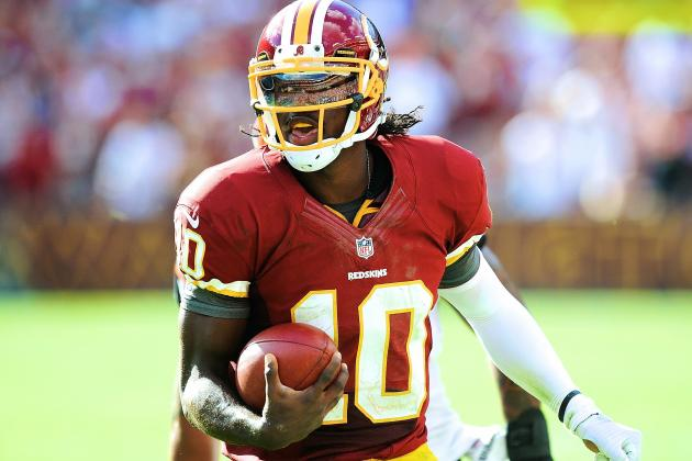 RGIII: I Could Run a 4.3 Right Now