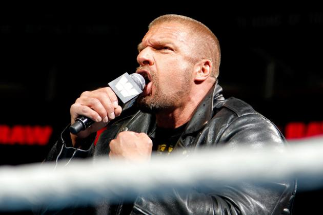 Triple H's Reign over WWE Will End in a Superstar-Led Revolution