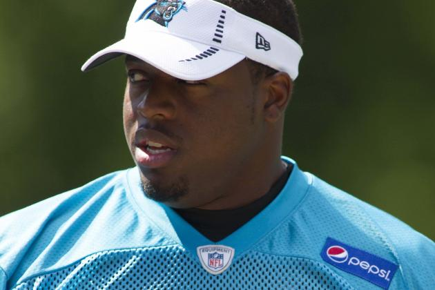 Report: Jonathan Stewart to Miss at Least 6 Games