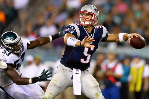 Tim Tebow Must Have Strong Showing Against Giants to Warrant Spot on Patriots
